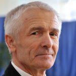 Trener Stanisław Pożoga