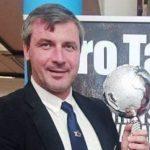 Trener Grzegorz Kępa