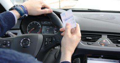 Kierowca z narkotykami, ale bez prawa jazdy