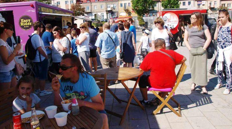 Street Food Festival na ostrowieckim Rynku!