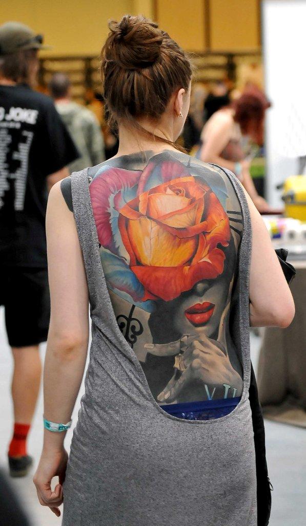 Czy W Ostrowcu Jest Moda Na Tatuaże Tak Zdjęcia