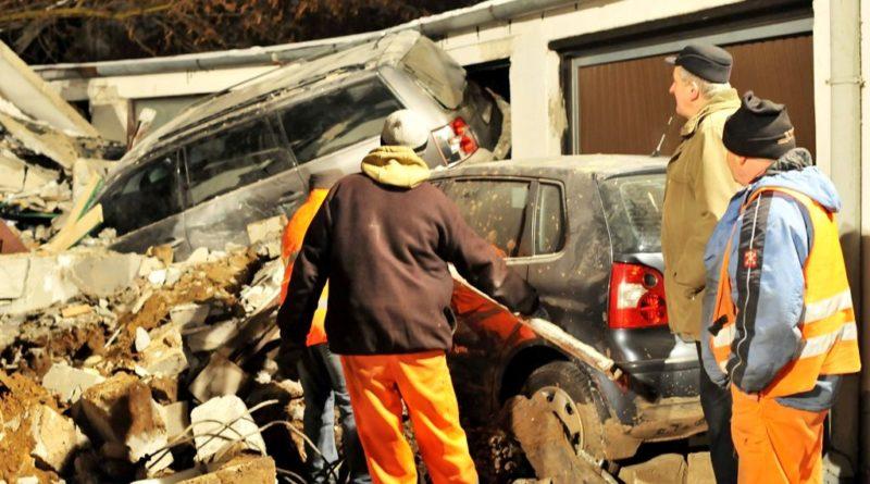 Katastrofa przy ulicy Polnej – na dwoje babka wróżyła…