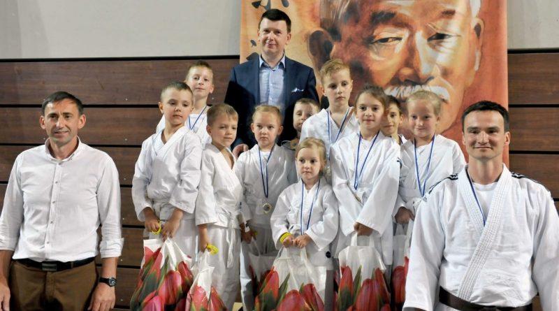 Mistrzostwa Województwa Świętokrzyskiego w Judo Dzieci i Młodzików z okazji Dnia Dziecka