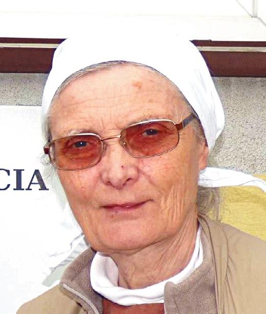 s. Małgorzata Chmielewska, przełożona Wspólnoty Chleb Życia: -Mam żal do ludzi, którym się powiodło, że nie oglądają się za siebie i nie dostrzegają słabszych.