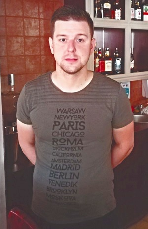 Michał Wójcik, szef kuchni: -Zawartość menu będzie dostosowywane do pór roku, tak, by cieszyć się np. bogactwem i smakiem aktualnie dostępnych owoców i warzyw.