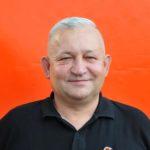 Andrzej Płatek - kierownik drużyny