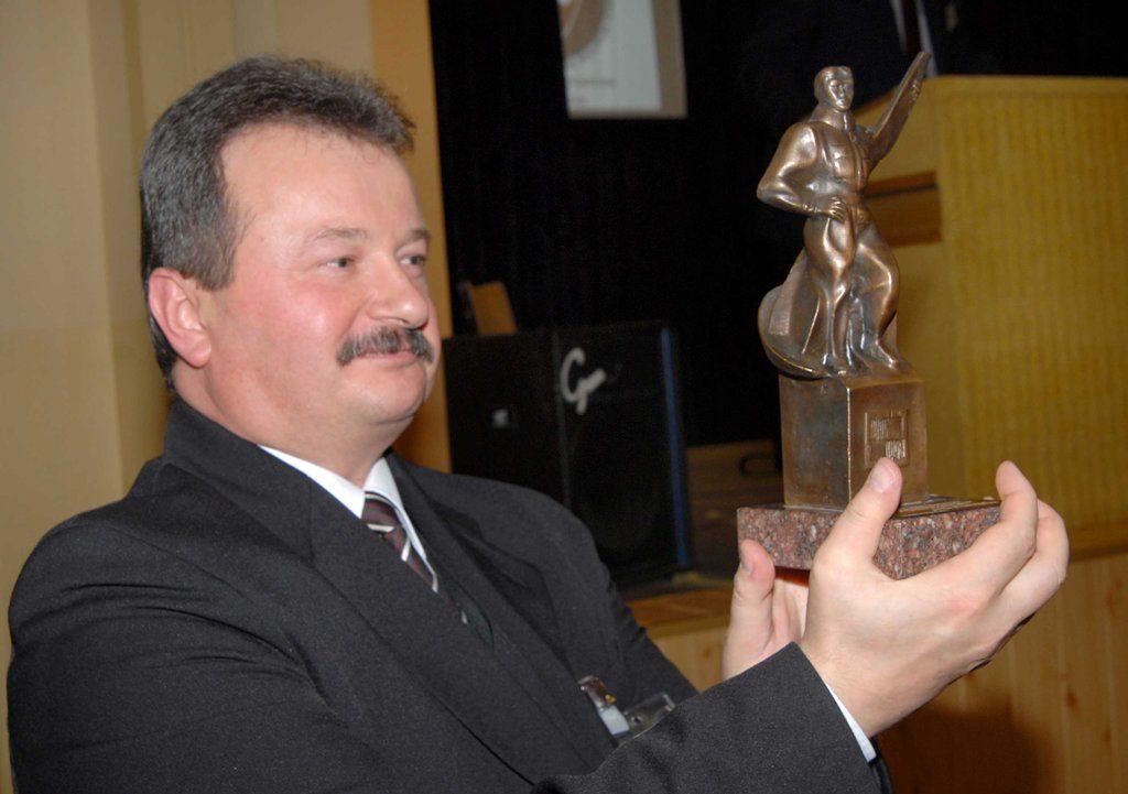 Dyrektor Czesław Golis