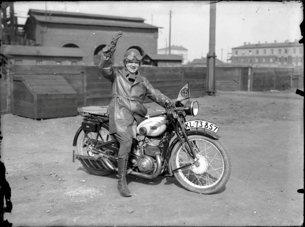 Czy wiecie, że w KSZO istniała sekcja motorowa?