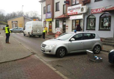 Śmierć przy ulicy Polskiego Czerwonego Krzyża (zdjęcia)
