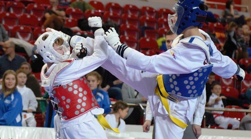 Hala Sportowo – Widowiskowa KSZO. Świętokrzyska Olimpiada Taekwondo