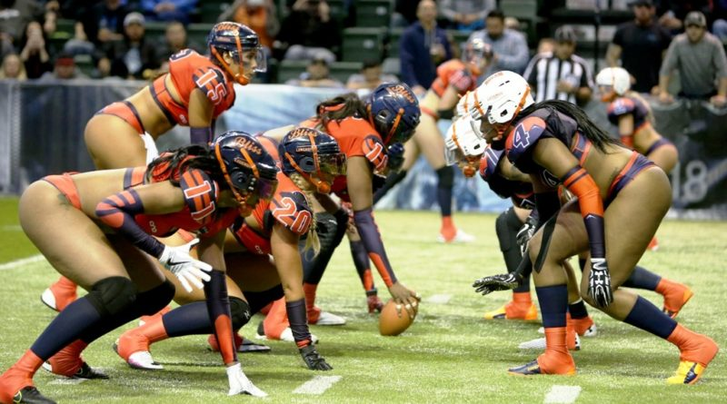 Legends Football League (LFL),