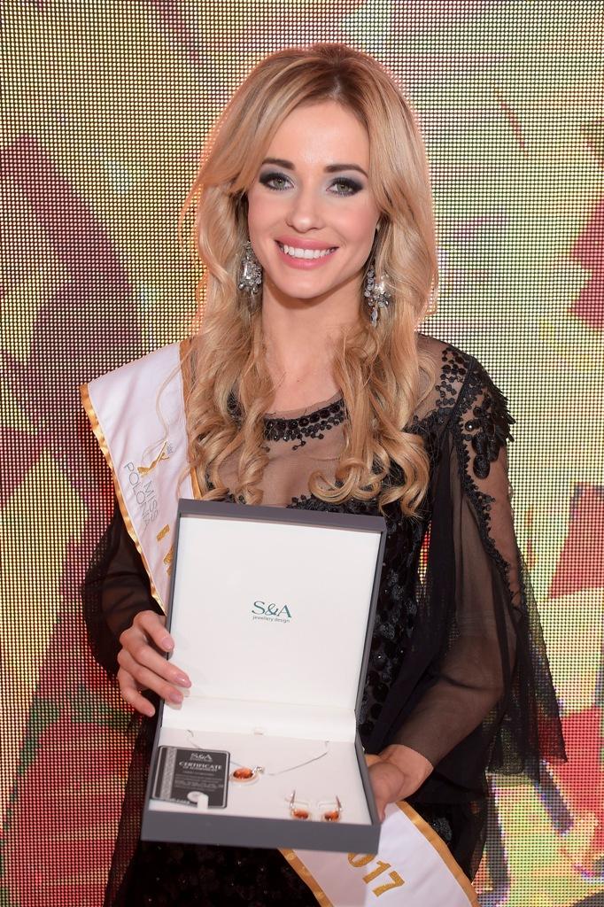 Miss Polonia 2017 - gala finałowa, Miss Polonia 2017, listopad 2017, Magdalena Swat