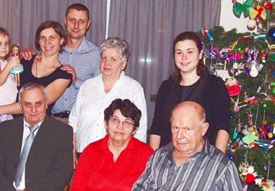 Rodzina siłą i ostoją wśród życiowych burz