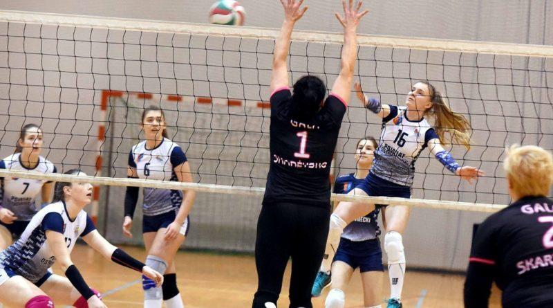 III liga siatkówki kobiet. *SMS Ostrowiec Świętokrzyski – Gala Skarżysko-Kamienna 3:0