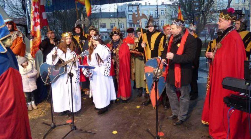 V Orszak Trzech Króli w Ostrowcu Świętokrzyskim