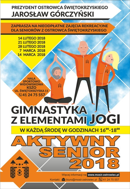 Aktywny_Senior_plakat_joga