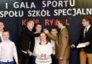 I Gala Sportu Zespołu Szkół Specjalnych w Ostrowcu Świętokrzyskim
