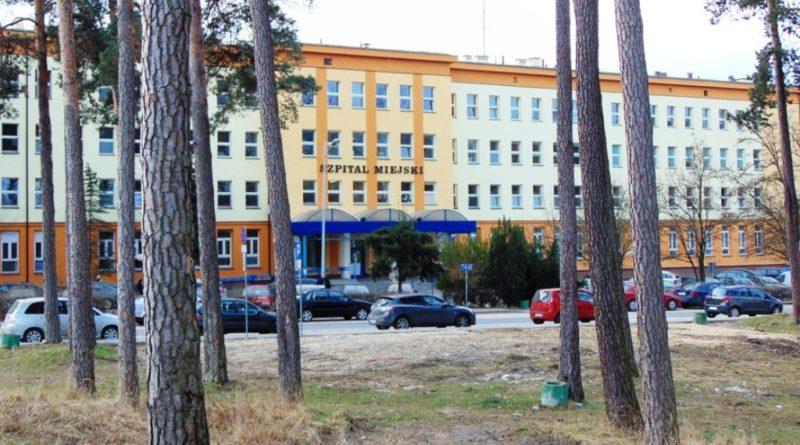 Co z budową parkingu przy szpitalu?