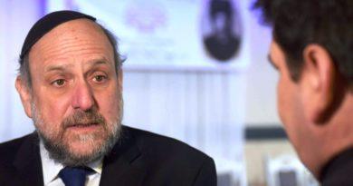 Michael Schudrich, naczelny rabin Polski: O Ostrowcu mówi się w kontekście życia cadyka Halsztoka…