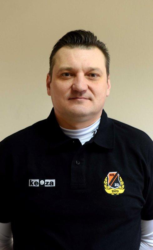 Przemysław Cecherz, I trener