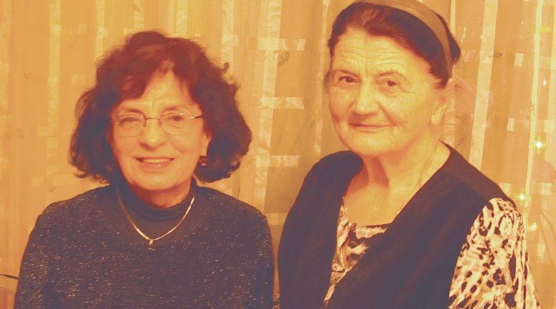 Na zdjęciu: Krystyna Bir (z lewej) oraz Helena Kieszkowska