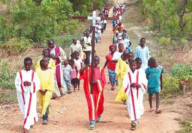 Wielkanoc na kontynencie afrykańskim (zdjęcia)
