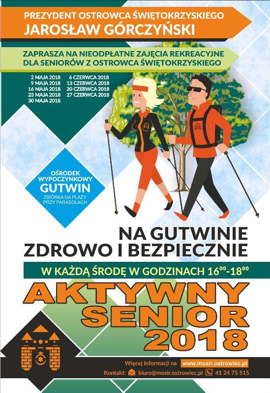 Aktywny_Senior_plakat_zdrowo_i_bezpiecznie