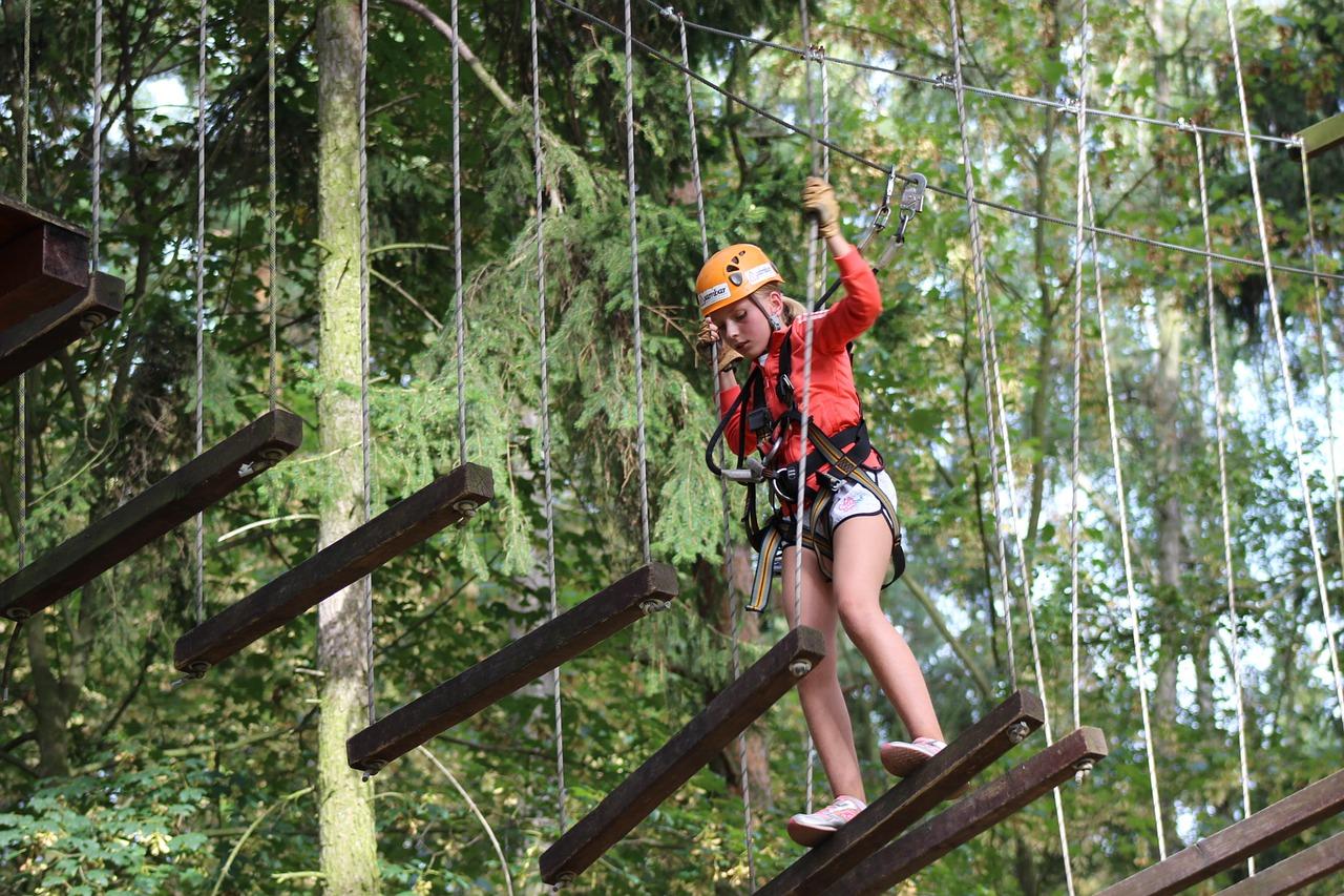 Teren nad Zalewem Brodzkim stanie się turystyczna perełką regionu. Jedną z planowanych atrakcji jest park linowy.