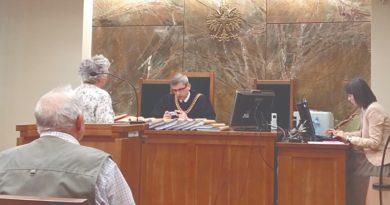 Sąd skazał dziewięciu oskarżonych w sprawie fałszowania wyborów. Wyroki nieprawomocne