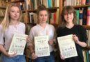 """Uczennice """"Chreptowicza""""  laureatkami  Wojewódzkiego Turnieju Sprawności Językowej"""