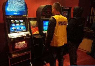 Hazard i nielegalne automaty