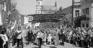 1 maja – jak świętowano ten dzień przed laty? (zdjęcia)