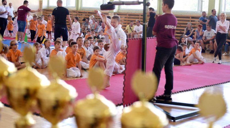 Taekwondo. Mistrzostwa Województwa Świętokrzyskiego w Konkurencjach Sprawnościowych