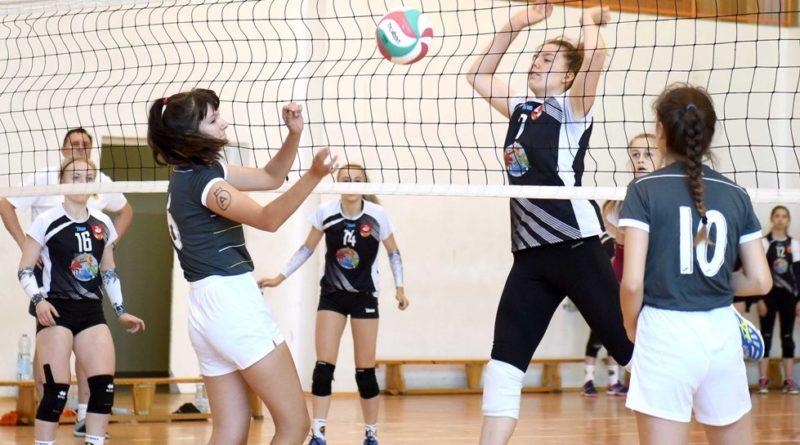Finał Ogólnopolskich Igrzysk Młodzieży Szkolnej w Piłce Siatkowej Dziewcząt