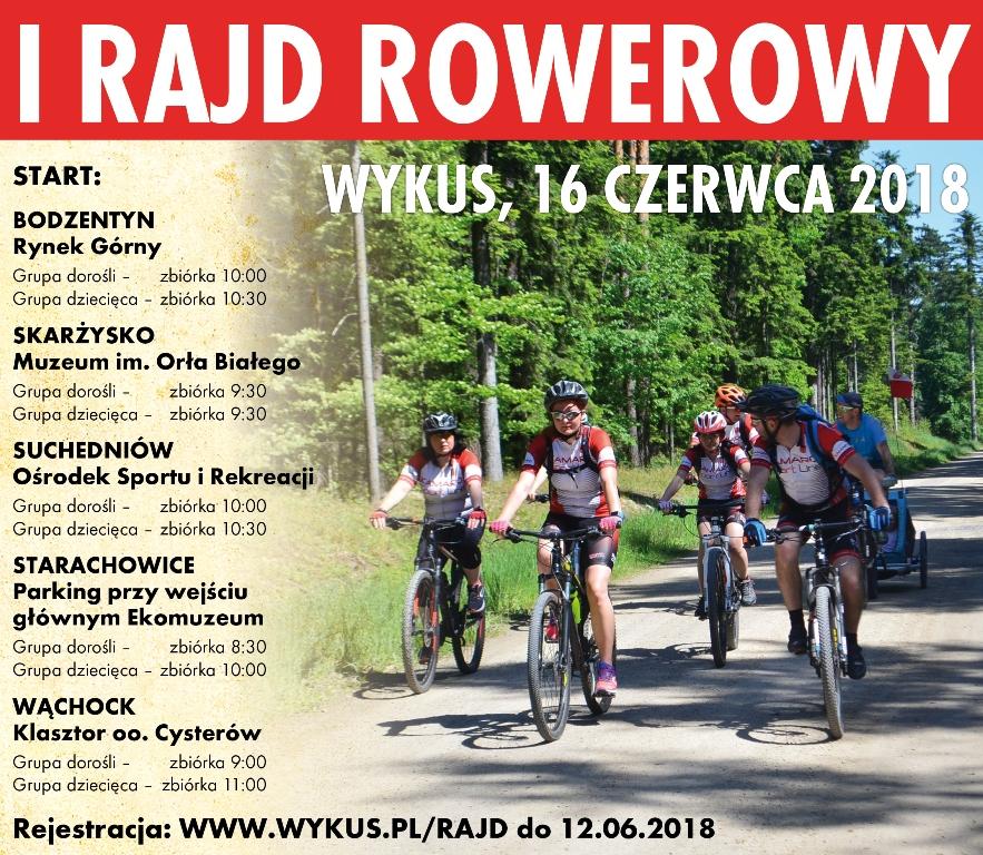 Wykus_2018_Rajd_rowerowy