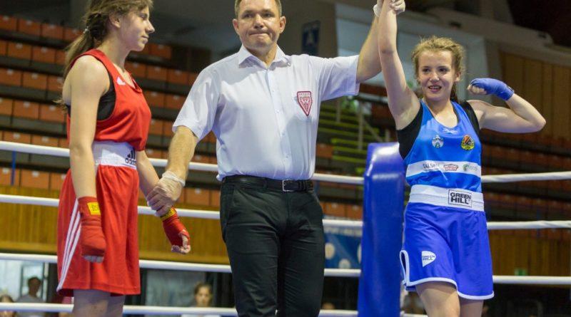 Ogólnopolskie Olimpiady Młodzieży -  Boks kobiet