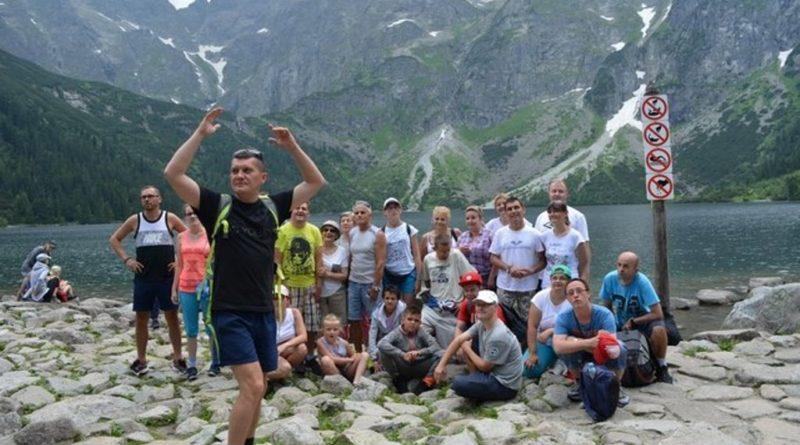 """Sportowa """"Szansa"""" w Tatrach i Beskidach"""