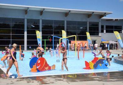 Inauguracja otwartych basenów. Rawka od Nowa w Ostrowcu Świętokrzyskim