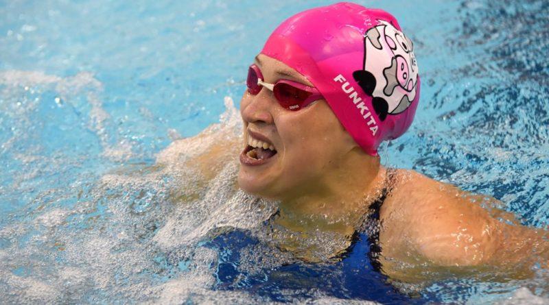 Aleksandra Banaczkowska multimedalistką pływackich mistrzostw Polski!