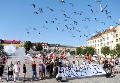Utworzymy Żywy Znak Polski Walczącej. Przelejemy krew w rocznicę Powstania Warszawskiego