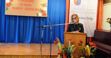 Katarzyna Jedlikowska dyrektorem Bursy Szkolnej do 2022 roku