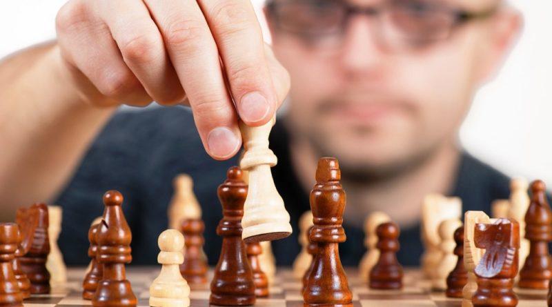 Wakacyjne szachy w Opatowie