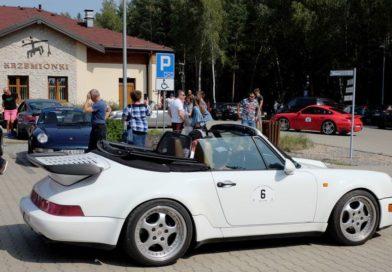Porsche Club Poland w Krzemionkach!