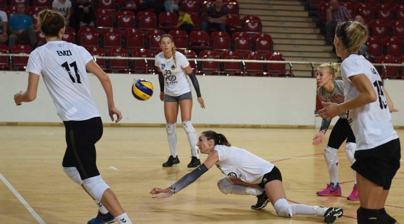Przegrany sparing w Gliwicach z Białorusinkami