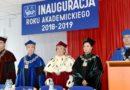 Inauguracja roku akademickiego w ostrowieckiej Wyższej Szkole Biznesu i Przedsiębiorczości