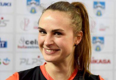 """Olga Pawliukowskaya: -""""Leczę kontuzję, robię wszystko, by jak najszybciej wrócić na boisko…"""""""