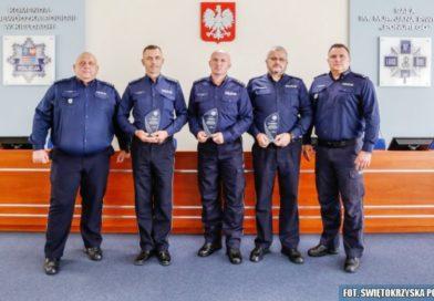 Najlepszy dyżurny policji