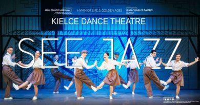 Zobacz Jazz. Hymn of Life&Golden Ages na inaugurację sezonu w Kieleckim Teatrze Tańca