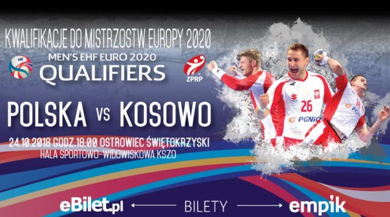 Można już kupić bilety na mecz Polska – Kosowo w Ostrowcu Świętokrzyskim