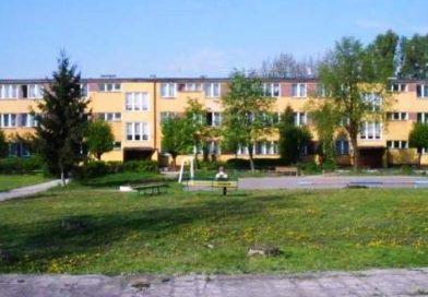 Były budynek ośrodka wychowawczego darowany wojsku